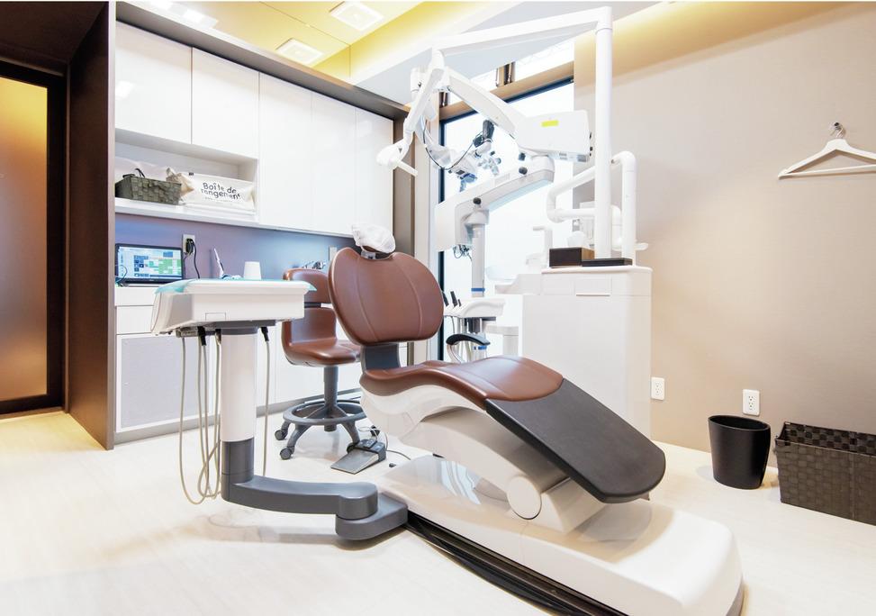 岐阜県のおくだ歯科の写真3