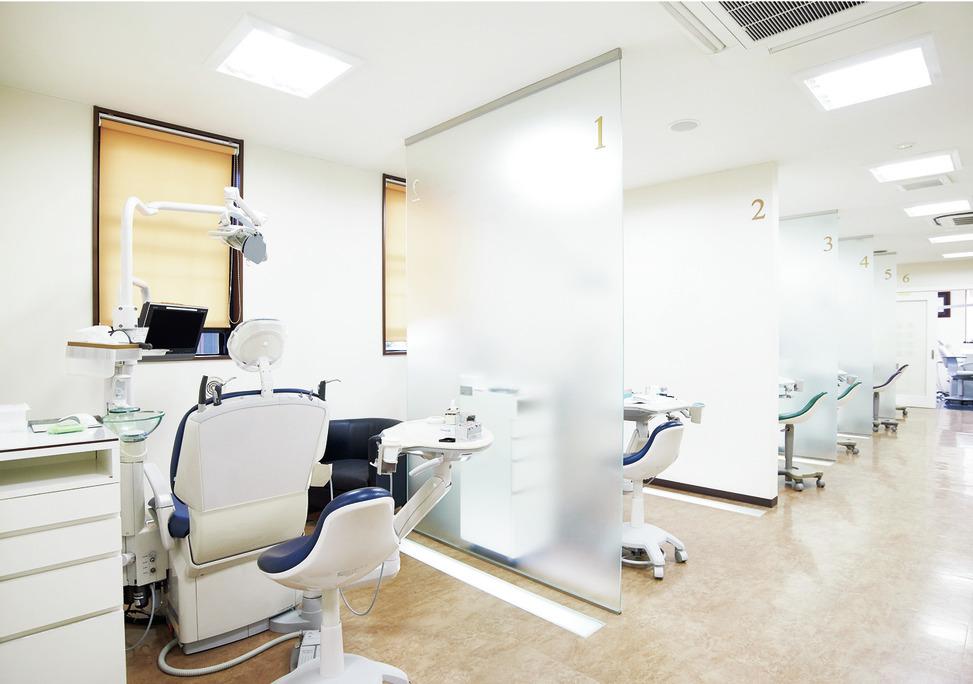 千葉県の(1)オリオン歯科 ペリオインプラントセンターまたは(2)オリオン歯科 イオン鎌ヶ谷クリニックまたは(3)オリオン歯科 アトラスブランズタワー三河島クリニックまたは(4)オリオン歯科 飯田橋ファーストビルクリニックの写真4