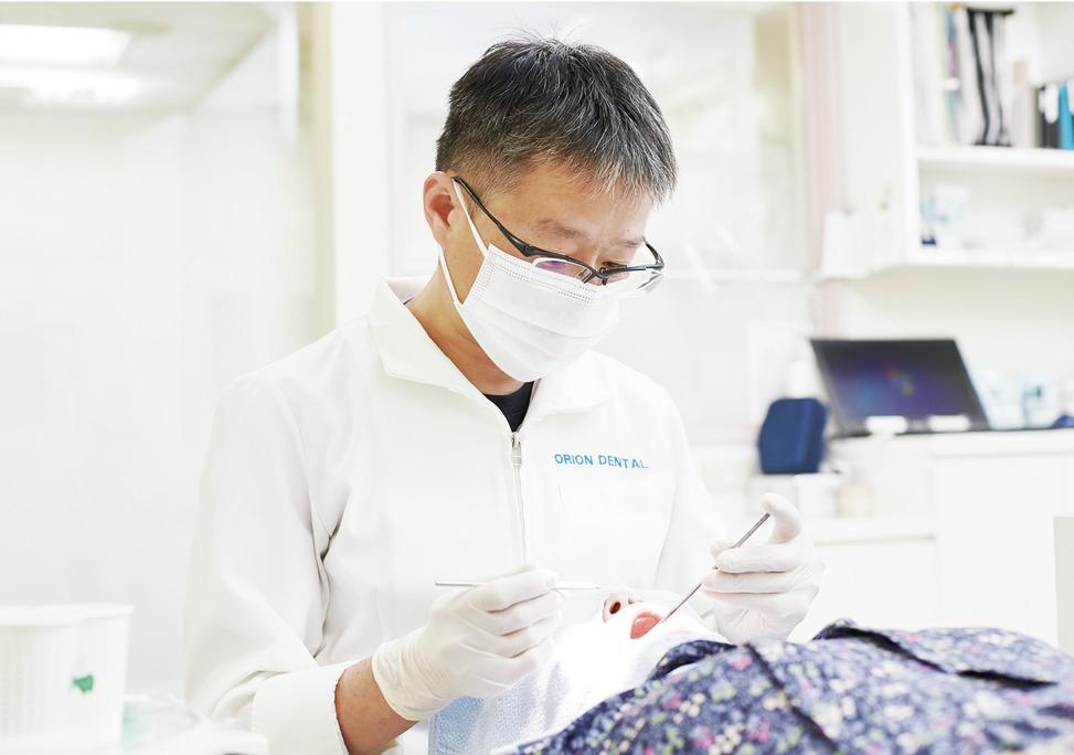 千葉県の(1)オリオン歯科 ペリオインプラントセンターまたは(2)オリオン歯科 イオン鎌ヶ谷クリニックまたは(3)オリオン歯科 アトラスブランズタワー三河島クリニックまたは(4)オリオン歯科 飯田橋ファーストビルクリニックの写真2