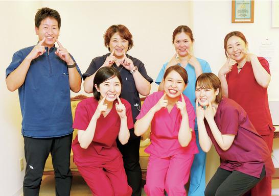 予防ユニット+患者担当制 パートは時給2,000円