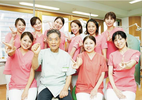 安心感◎先輩DH多数在籍 笑顔があふれる職場です