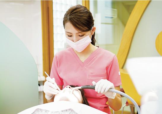 和歌山県の金尾歯科医院の写真2
