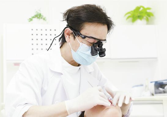 神奈川県のさくら歯科クリニックあおばの写真1