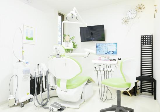 神奈川県のさくら歯科クリニックあおばの写真3
