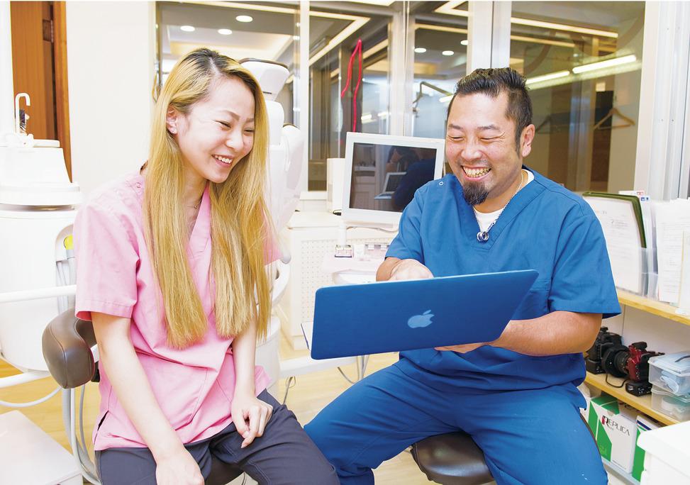 大阪府のひょうたんやまヒロ歯科の写真1