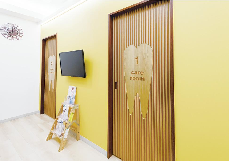 大阪府のひょうたんやまヒロ歯科の写真4