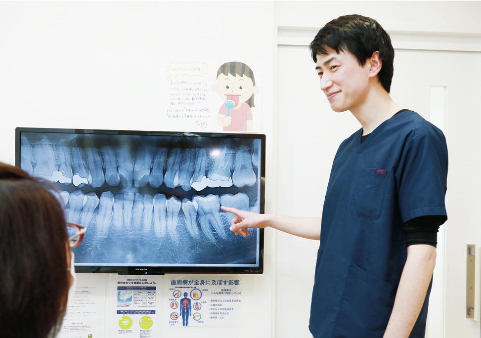 埼玉県の(1)みつば歯科 浦和美園東または(2)みつば歯科 エムズタウン幸手の写真3