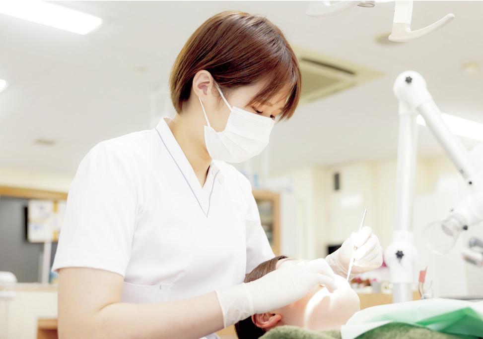東京都の大田歯科の写真3
