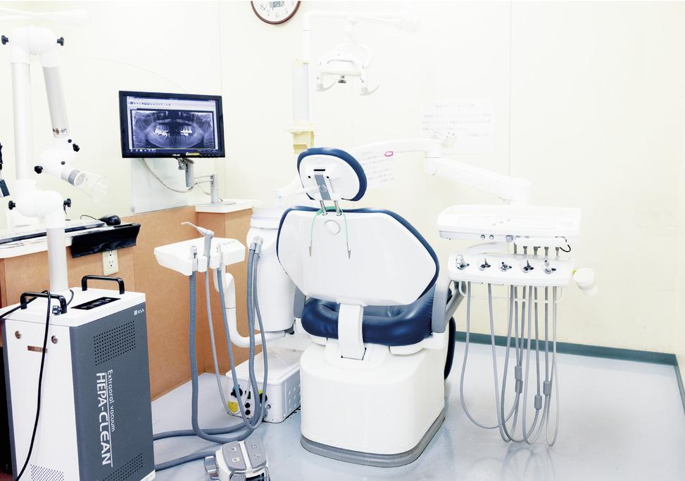 東京都の大田歯科の写真2