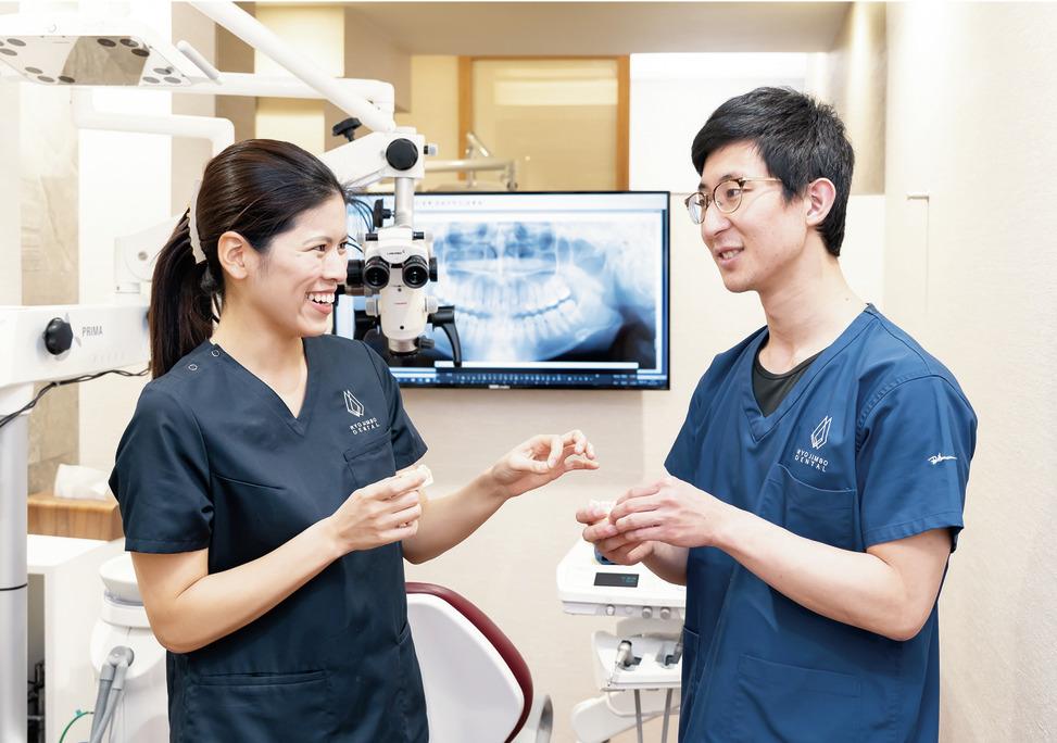 愛知県の(1)RYO JIMBO DENTALまたは(2)四日市くぼた歯科・矯正歯科の写真3
