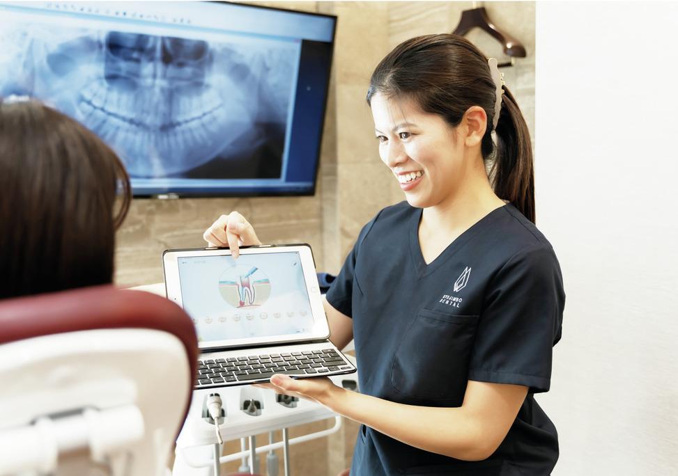 愛知県の(1)RYO JIMBO DENTALまたは(2)四日市くぼた歯科・矯正歯科の写真2