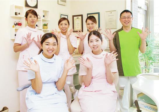 患者様に健康と笑顔を! +αの接遇で感動を与える
