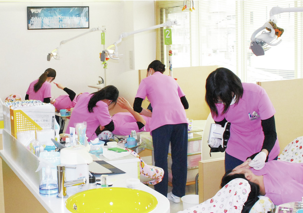 愛知県のほりえこども歯科クリニックの写真2