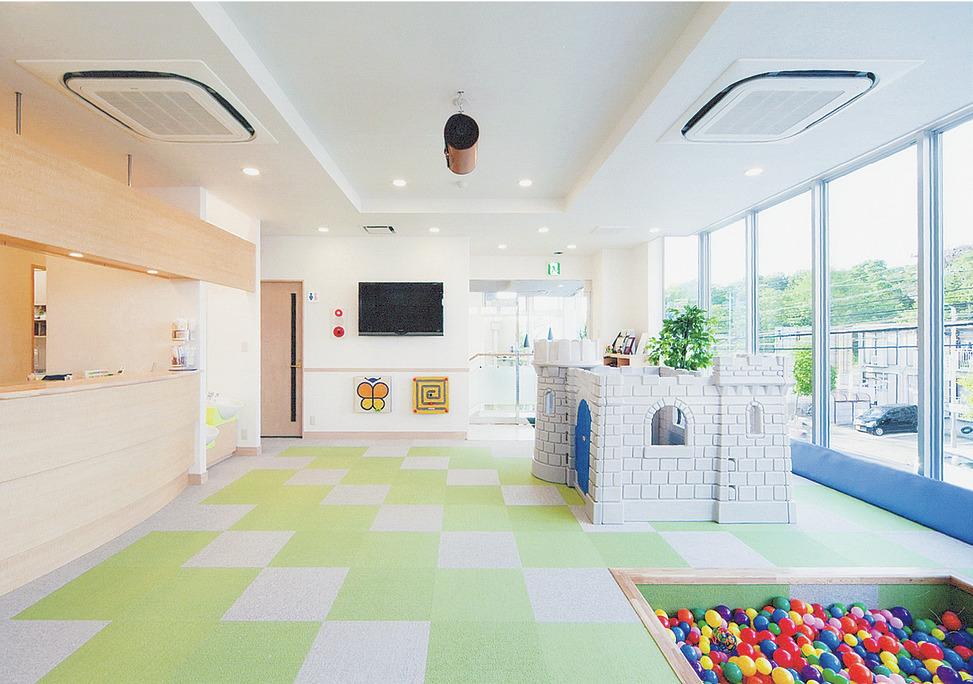 愛知県のほりえこども歯科クリニックの写真3