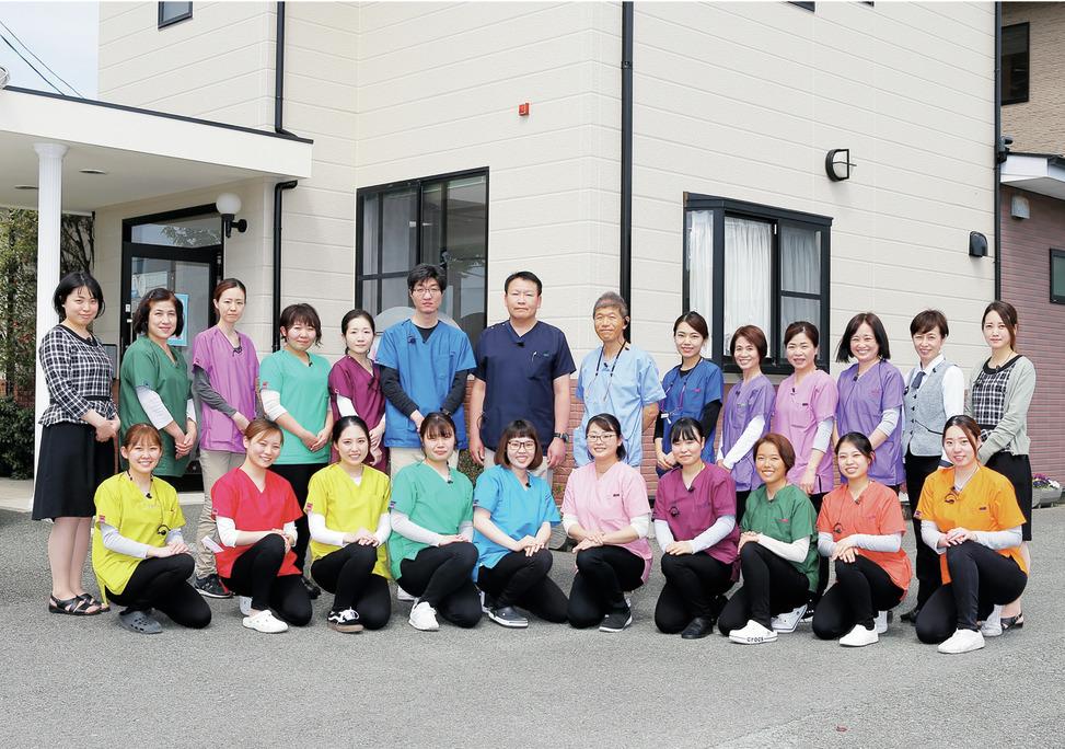 熊本県の(1)こんどう歯科医院または(2)たかもり歯科医院または(3)きよら歯科医院の写真4
