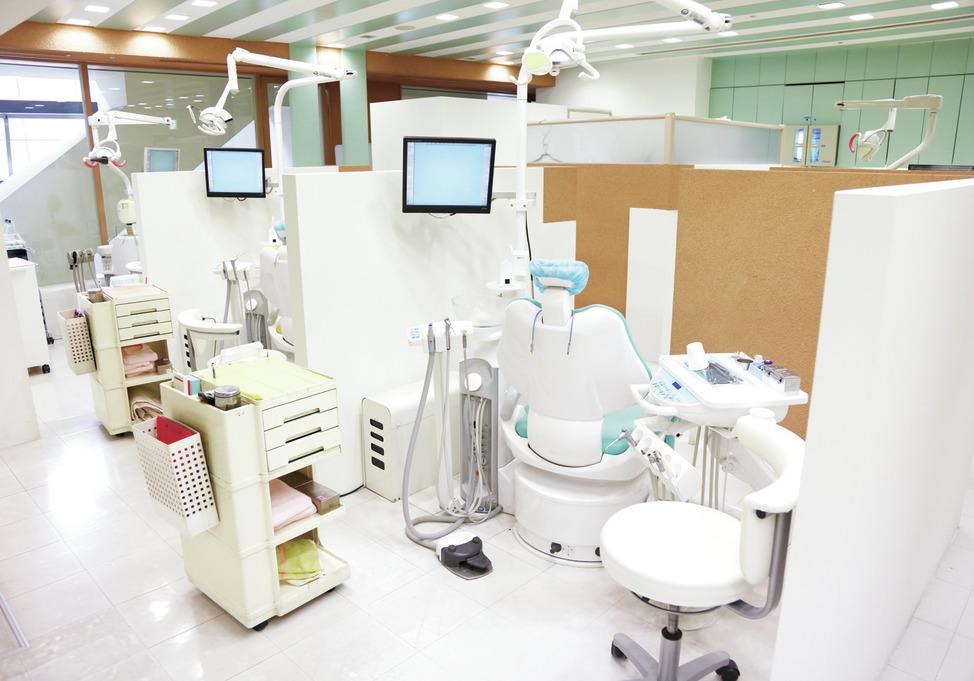 神奈川県のランドマーク歯科三島の写真1
