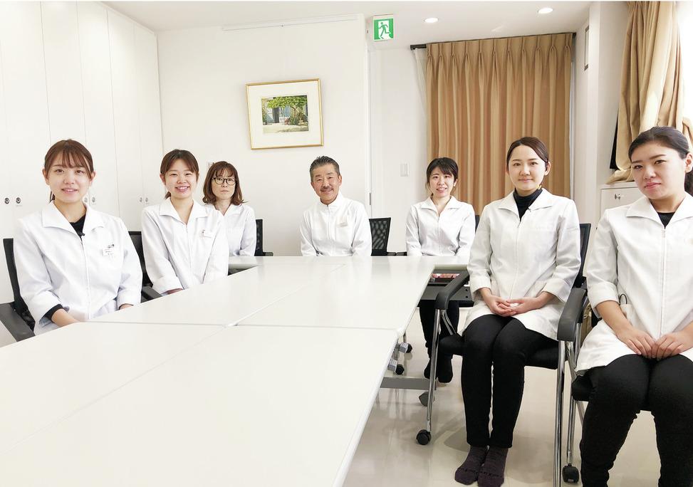 大阪府の永田矯正歯科の写真1