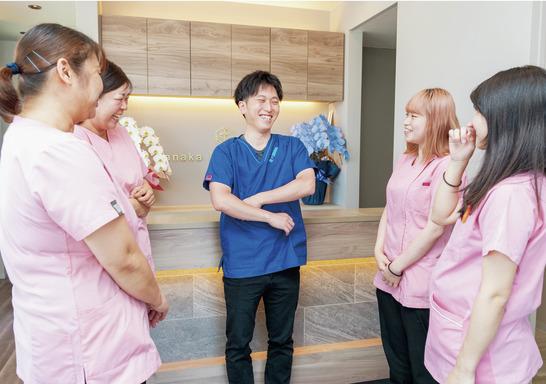 愛知県の田中歯科医院の写真3