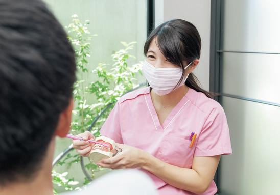 愛知県の田中歯科医院の写真2