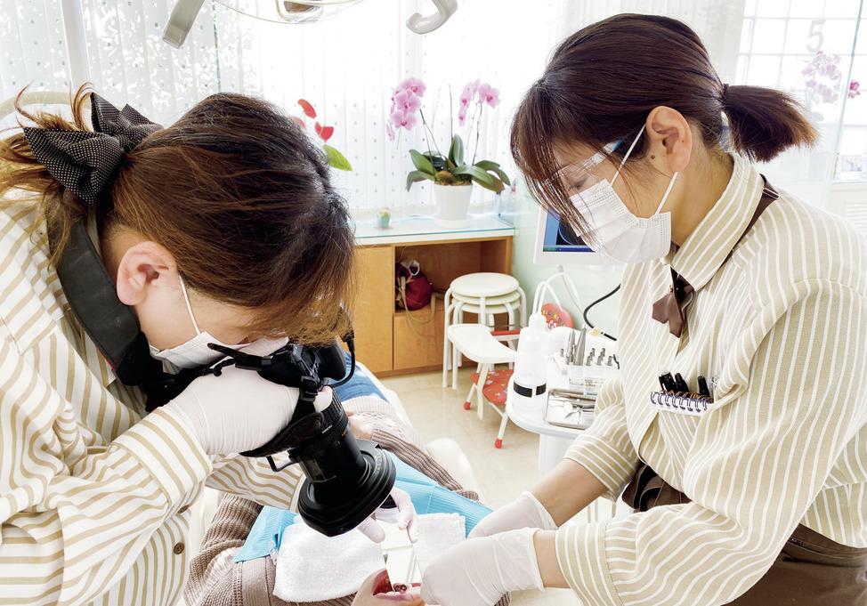 山口県のしまだ歯科医院の写真4