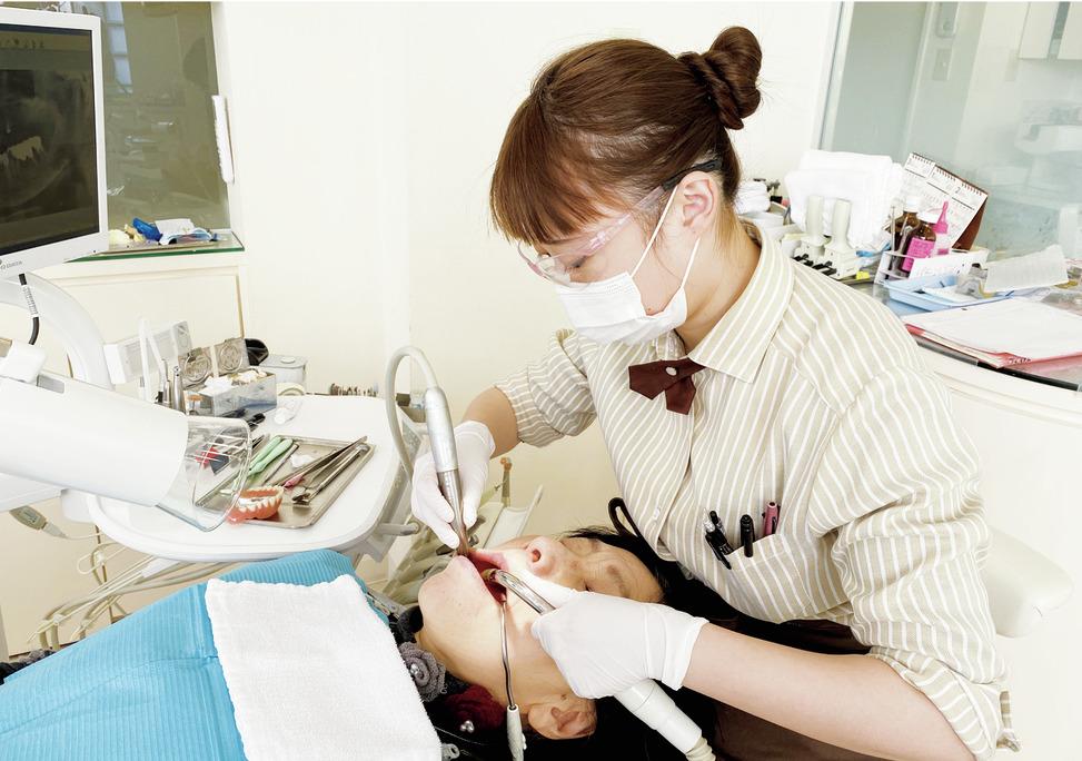 山口県のしまだ歯科医院の写真3