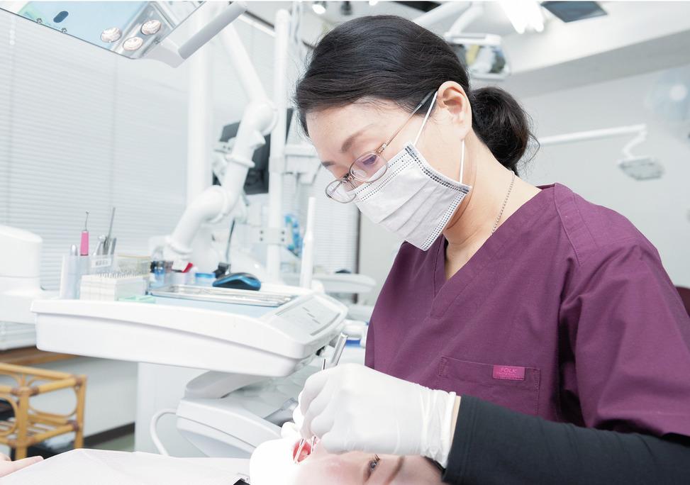 長野県の小林歯科医院の写真1