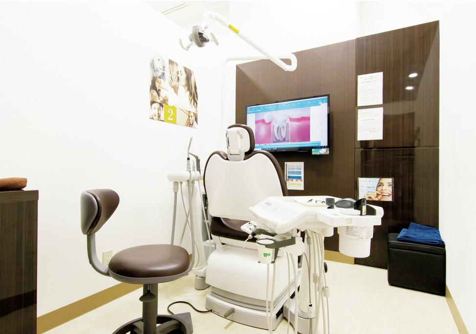 東京都の(1)東京オペラシティ歯科(本院)または(2)品川シーズンテラス歯科または(3)勝どきザ・タワー歯科または(4)大手町プレイス歯科の写真3