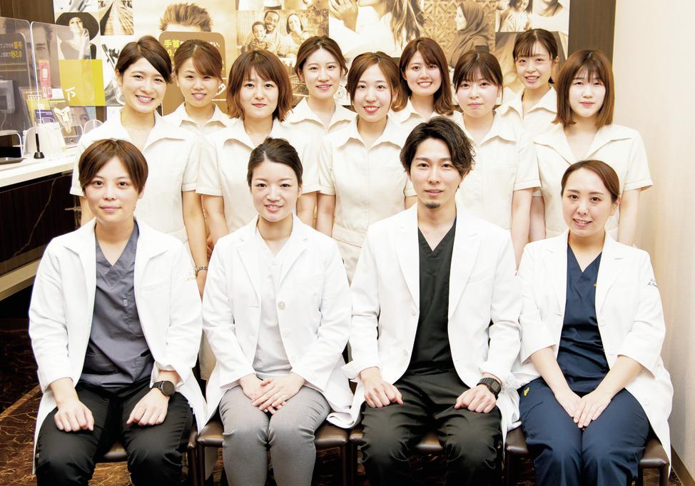 東京都の(1)東京オペラシティ歯科(本院)または(2)品川シーズンテラス歯科または(3)勝どきザ・タワー歯科または(4)大手町プレイス歯科の写真1