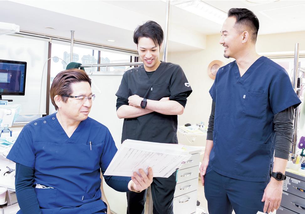 千葉県の(1)海岸歯科室または(2)KAIGAN DENTAL OFFICE こどもの歯医者さんまたは(3)海岸歯科 Oral Careの写真4