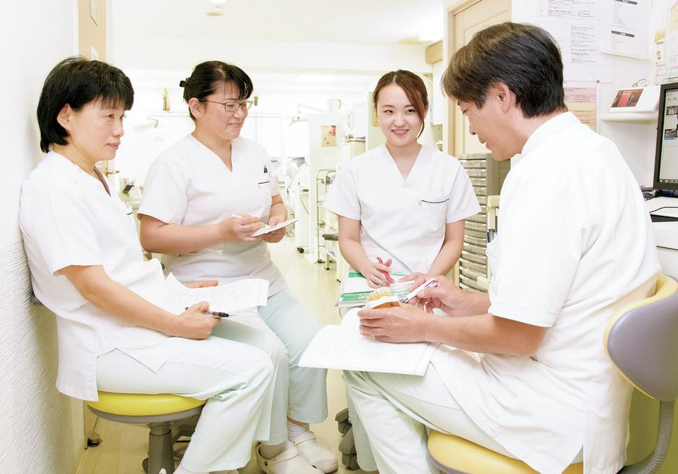 東京都の青木歯科医院の写真4
