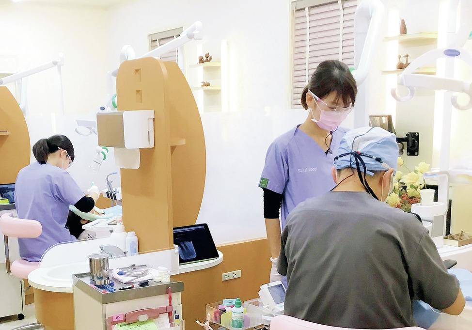 埼玉県のすがぬま歯科医院の写真2