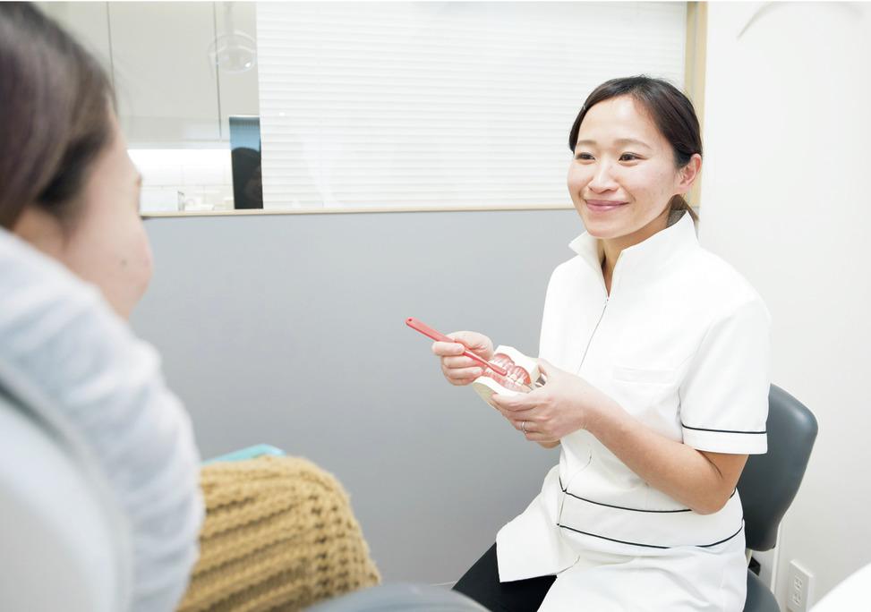 東京都の松山歯科医院の写真2