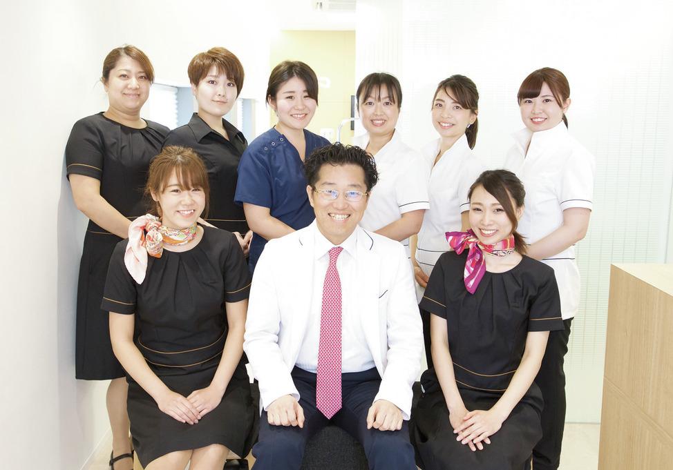 東京都の松山歯科医院の写真1