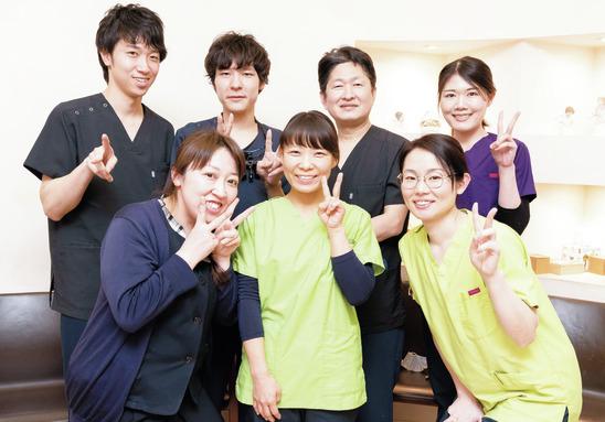 埼玉県の樹モール歯科の写真1