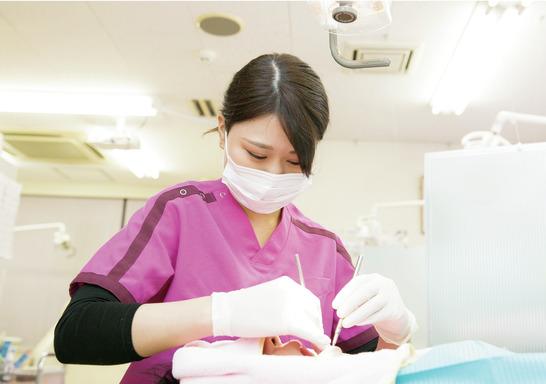 神奈川県の(1)ステーション歯科または(2)永山センター歯科または(3)協同歯科クリニックの写真2
