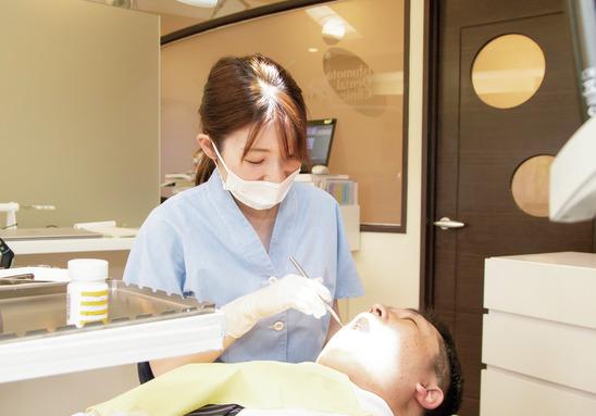 東京都の石本歯科クリニックの写真2