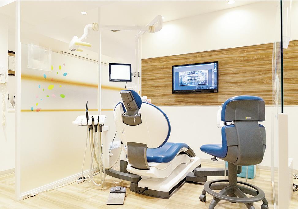 東京都の(1)武蔵新田まつ歯科クリニックまたは(2)武蔵小杉まつ歯科クリニックの写真3