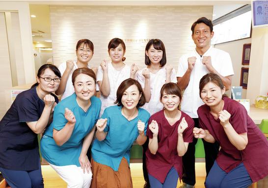 妊婦検診など予防に専念! じっくり成長できる職場