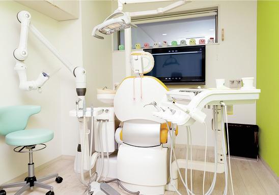 神奈川県の田園都市溝の口 つつじ歯科クリニックの写真3
