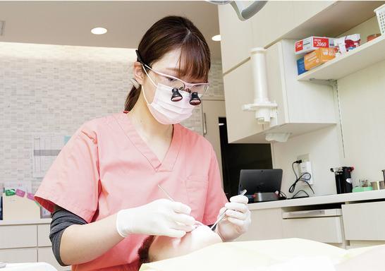 神奈川県の田園都市溝の口 つつじ歯科クリニックの写真2
