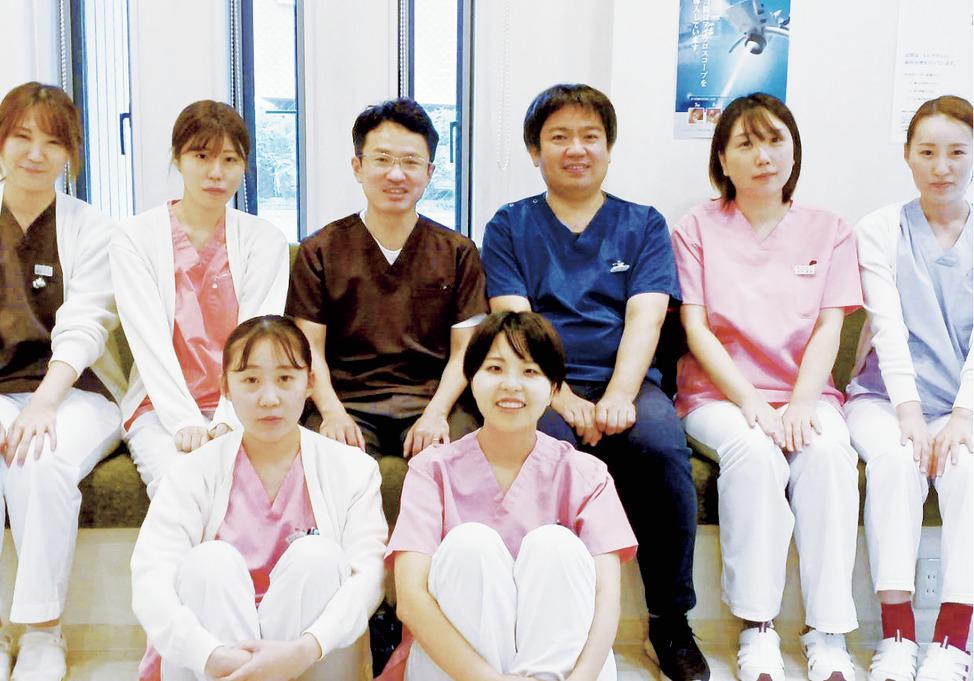 神奈川県の田園都市溝の口 つつじ歯科クリニックの写真1