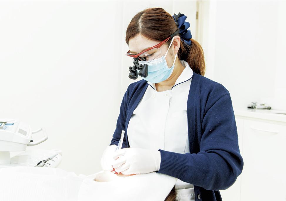 東京都のあすか歯科クリニック つつじヶ丘の写真2