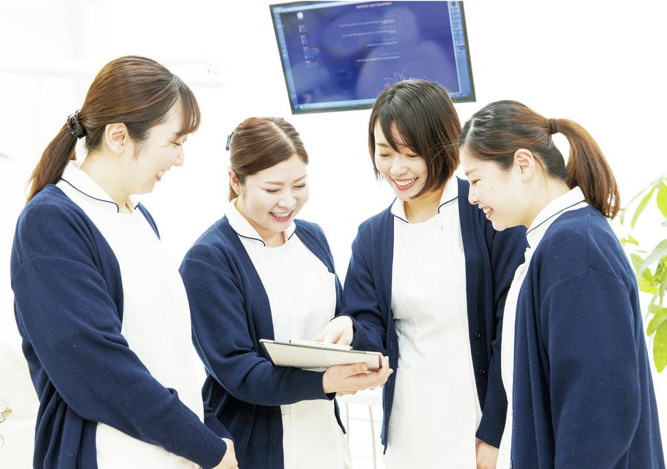 東京都のあすか歯科クリニック つつじヶ丘の写真3