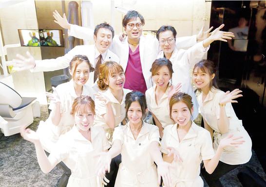 医療法人 Diamond Dental ①オーセント歯科クリニック/②ブレス歯科クリニック