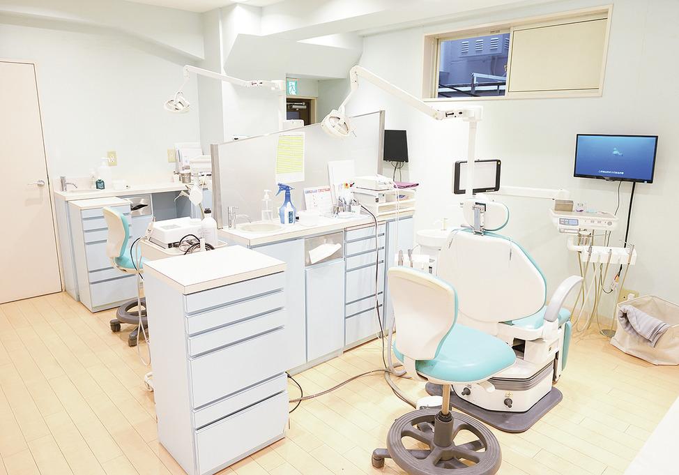 神奈川県の内田歯科医院の写真3