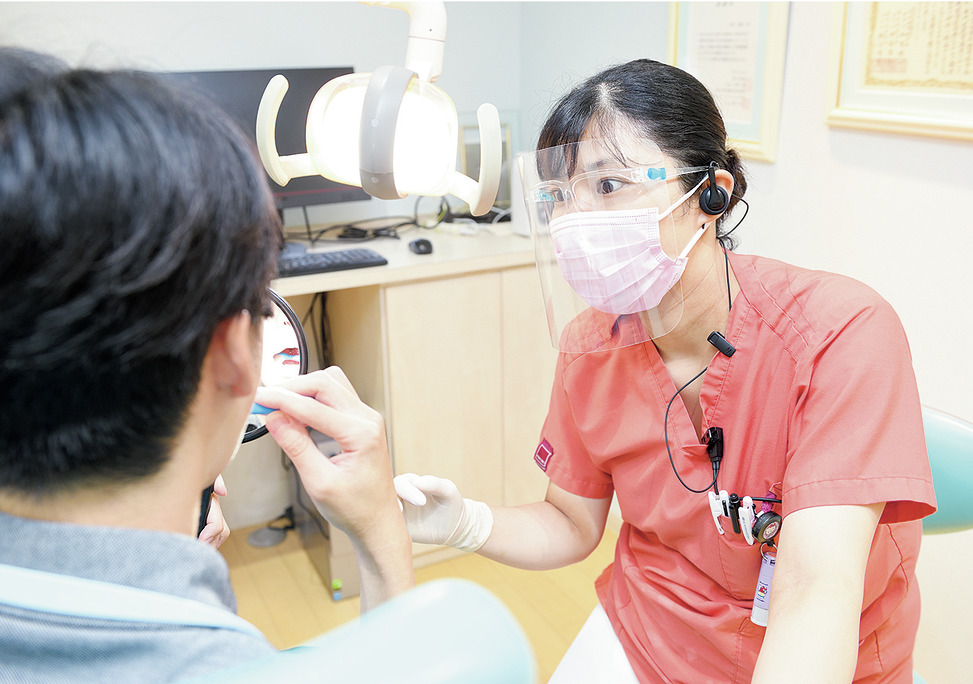 神奈川県の内田歯科医院の写真2