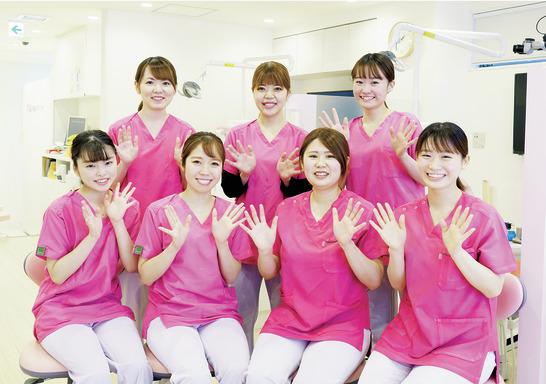 患者さんもDrもスタッフも みんなが優しい医院です!