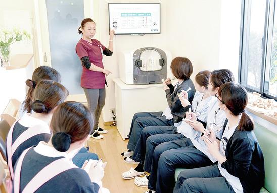 群馬県の小森谷歯科医院の写真4