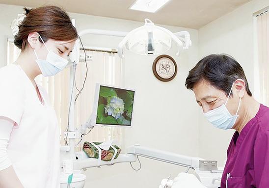 医院の中心として活躍! 柔らかな雰囲気の職場です