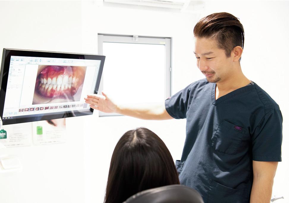 滋賀県の野洲U歯科・矯正歯科の写真2